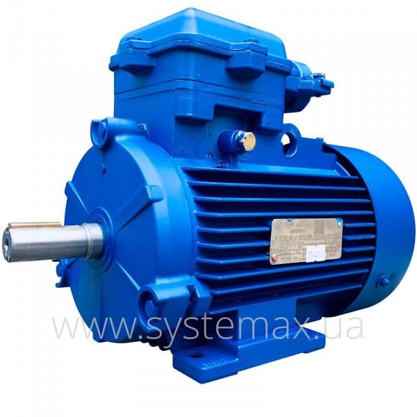 Взрывозащищенный электродвигатель 4ВР 63 В2 (0,55 кВт 3000 об/мин)