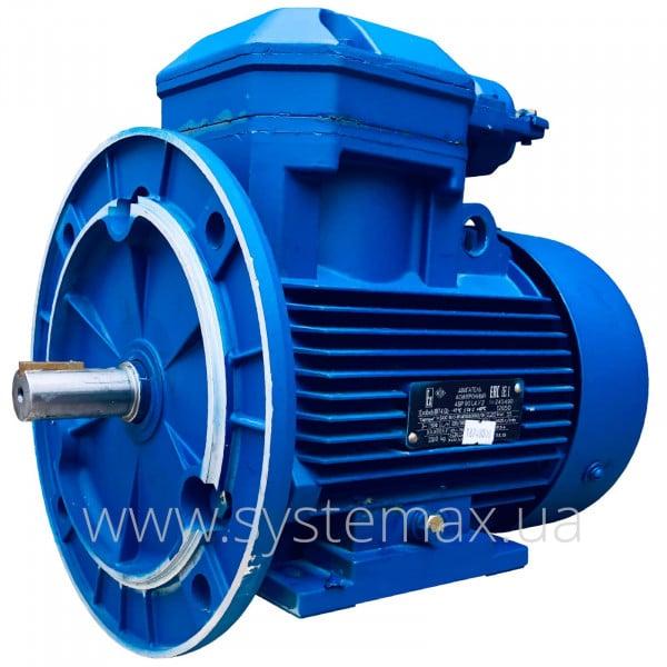 Вибухозахищений електродвигун 4ВР 80 А2 (1,5 кВт 3000 об/хв) - фото 3
