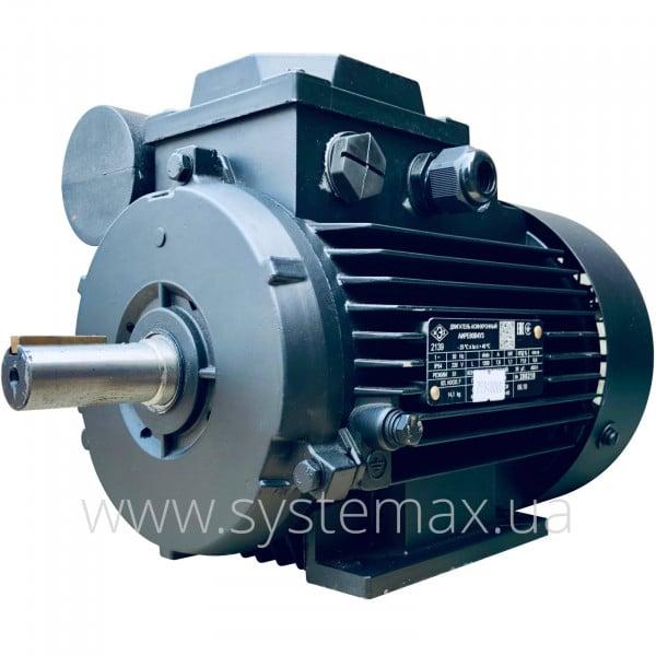 Однофазний асинхронний електродвигун АІРЕ 80 С4 (1,5 кВт 1500 об/хв)
