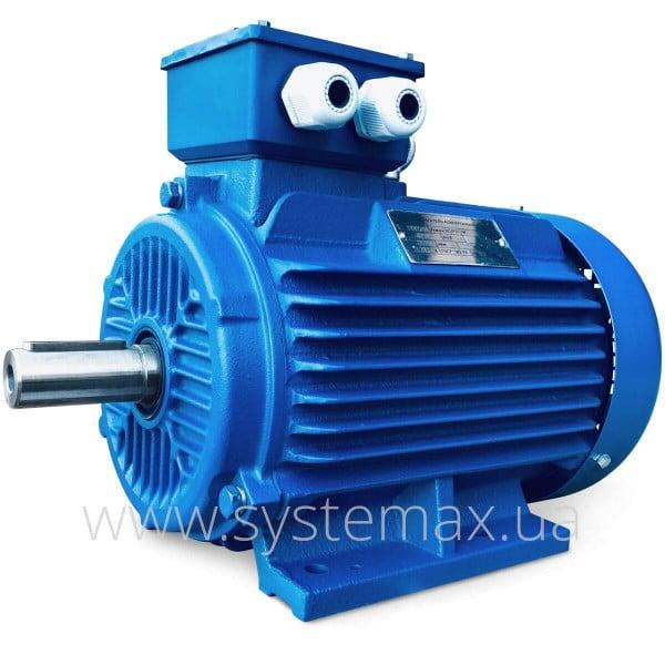 Трифазний асинхронний електродвигун АІР 180 М8 (15 кВт 750 об/хв)