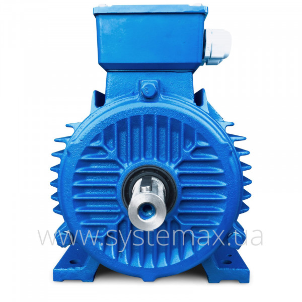 Трифазний асинхронний електродвигун АІР 180 М8 (15 кВт 750 об/хв) - фото 4