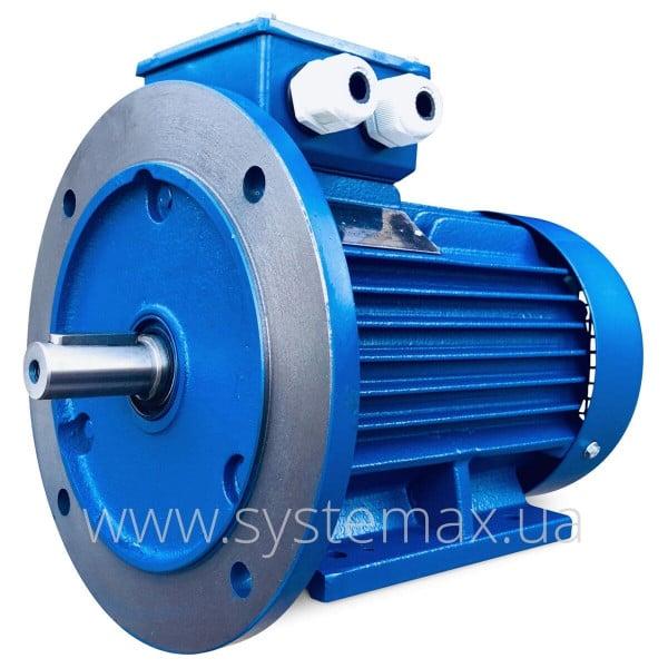 Трифазний асинхронний електродвигун АІР 180 М8 (15 кВт 750 об/хв) - фото 3