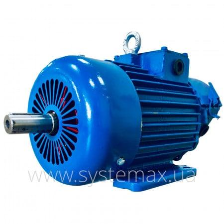 Крановые электродвигатели с фазным ротором МТН (MTF)