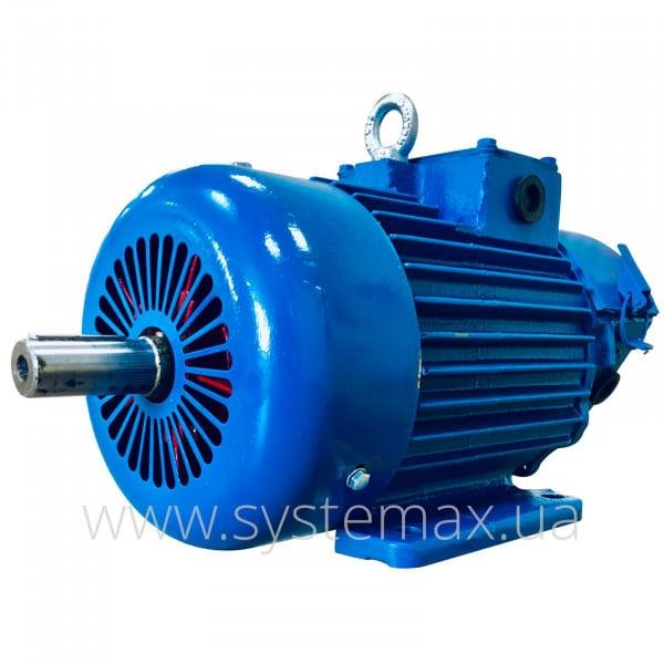 Крановый электродвигатель МТН 411-6 | MTF 411-6 (22 кВт 960 об/мин)