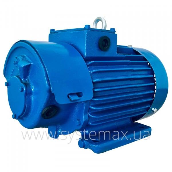 Крановий електродвигун МТН 613-6 | MTF 613-6 (110 кВт 970 об/хв) - фото 3
