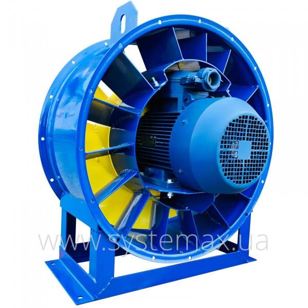 Вентилятор осьовий В 2,3-130 №10 - фото 6
