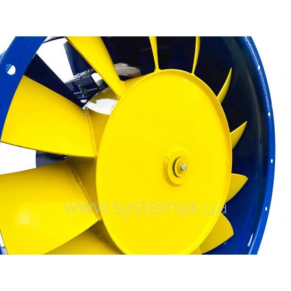 Вентилятор осьовий В 2,3-130 №10 - фото 7