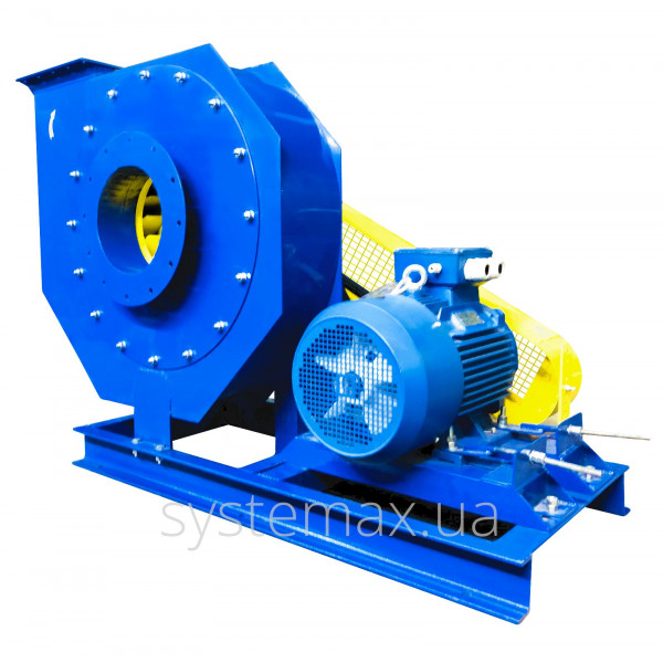 ВЦ 6-28 №4 (схема 5) вентилятор центробежный