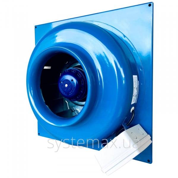 ВЕНТС ВЦ-ВН 100 Б (VENTS VC-VN 100 В) вентилятор канальний круглий з монтажною пластиною