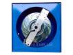 ВЕНТС ВЦ-ВН 100 Б (VENTS VC-VN 100 В) вентилятор канальний круглий з монтажною пластиною - фото 5
