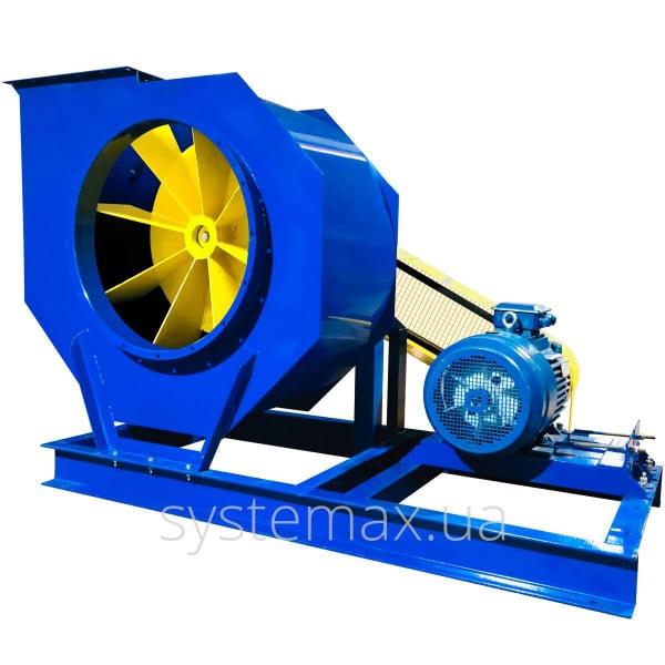 ВРП №6,3 схема 5 (ВЦП 5-45 №6,3 сх.5) вентилятор пылевой