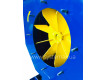 Вентилятор пиловий ВРП №8 (ВЦП 5-45 №8) - фото 6
