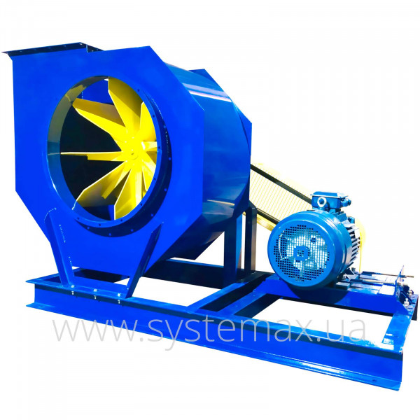 Вентилятор пылевой ВЦП 6-45 №4 (ВРП 120-45-4)