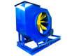 Вентилятор пылевой ВЦП 6-45 №4 (ВРП 120-45-4) - фото 3