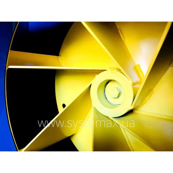 Вентилятор пиловий ВЦП 6-46 №2,5 (ВРП 120-46-2,5) - фото 7