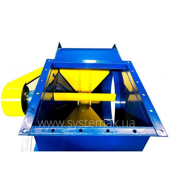 Вентилятор пиловий ВЦП 7-40 №5 (ВРП 140-40-5) - фото 6