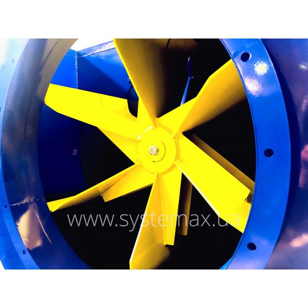 Вентилятор пиловий ВЦП 7-40 №5 (ВРП 140-40-5) - фото 7