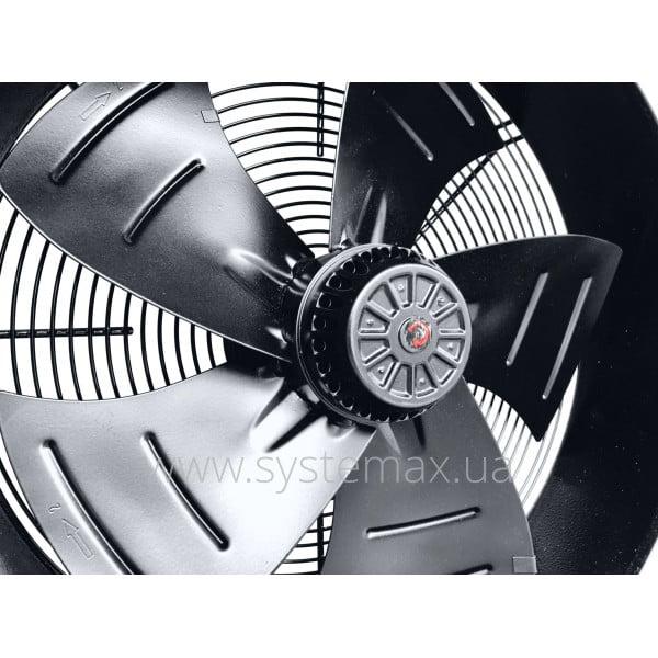 ВЕНТС ОВК 4Д 400 осевой вентилятор  - фото 7