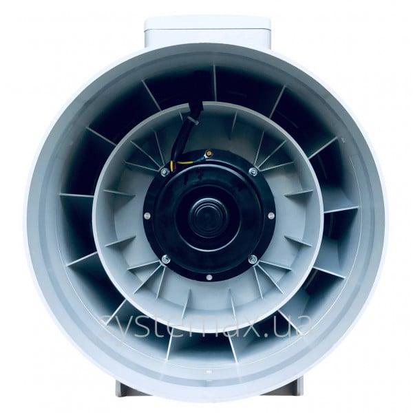 ВЕНТС ТТ ПРО 125 круглый канальный вентилятор - фото 4