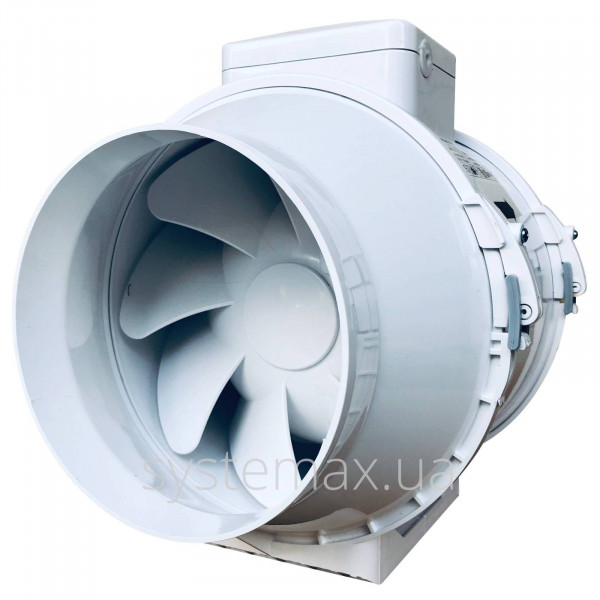 ВЕНТС ТТ 125 круглий канальний вентилятор