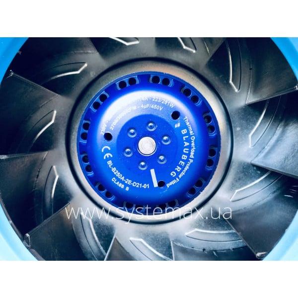 ВЕНТС ВКМ 355 Б круглый канальный вентилятор - фото 7