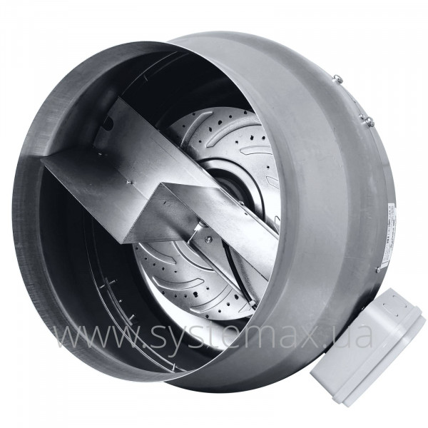 ВЕНТС ВКМц 125 Б круглый канальный вентилятор - фото 4