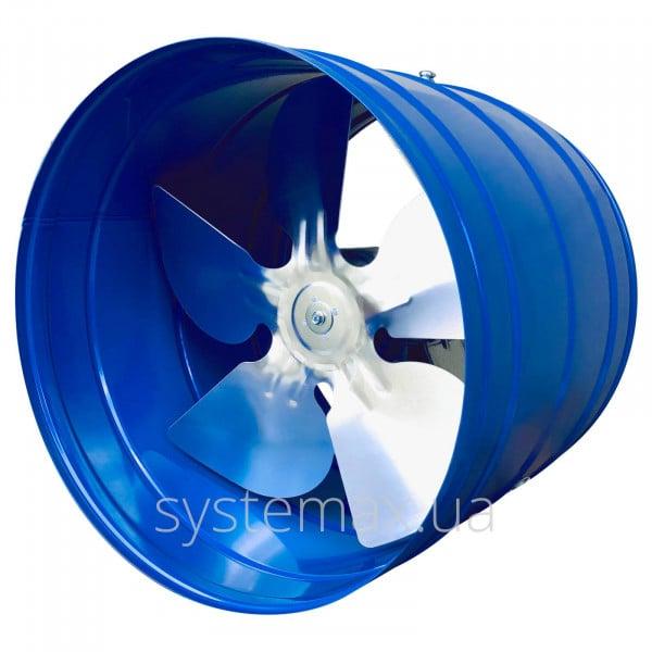 ВЕНТС ВКОМ 200 осевой вентилятор в канальном корпусе