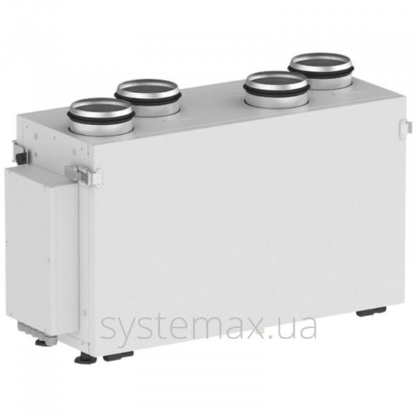 ВЕНТС ВУТ 300 В2 мини ЕС приточно-вытяжная установка с рекуперацией тепла