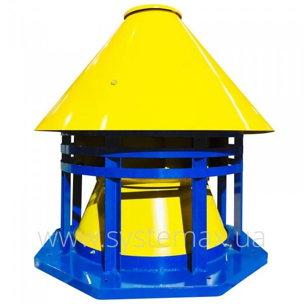 ВКР №4 вентилятор крышный