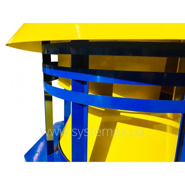 Вентилятор даховий ВДР №12,5 (схема 5) - фото 5