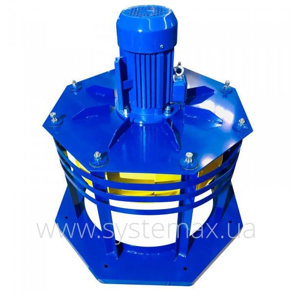 Вентилятор даховий ВДР №12,5 (схема 5) - фото 7