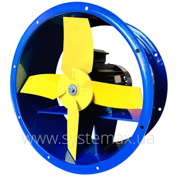 Вентилятор осьовий ВО 06-300 №4 (4 лопатки)
