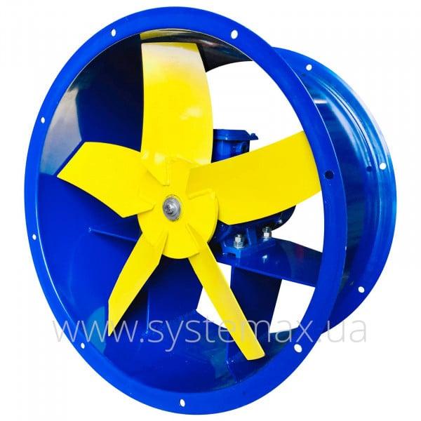 Вентилятор осевой ВО 06-300 №12,5 (5 лопастей)