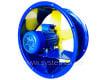 Вентилятор осьовий ВО 06-300 №4 (5 лопаток) - фото 4