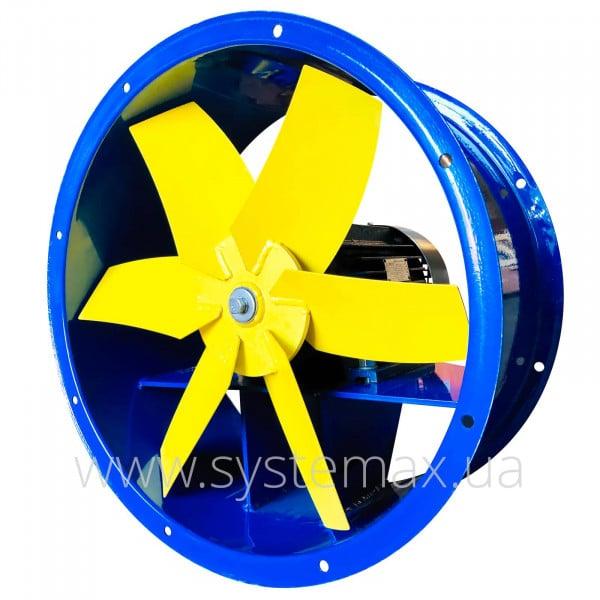 Вентилятор осевой ВО 06-300 №8 (6 лопастей)