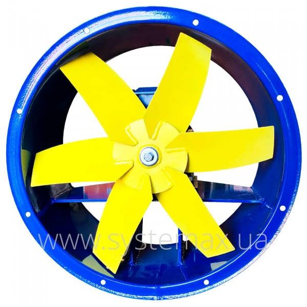 Вентилятор осьовий ВО 06-300 №8 (6 лопаток) - фото 2