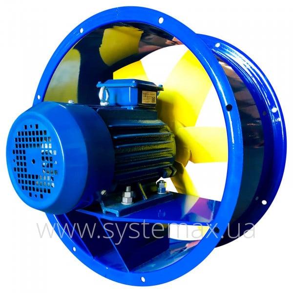 Вентилятор осьовий ВО 06-300 №8 (6 лопаток) - фото 4