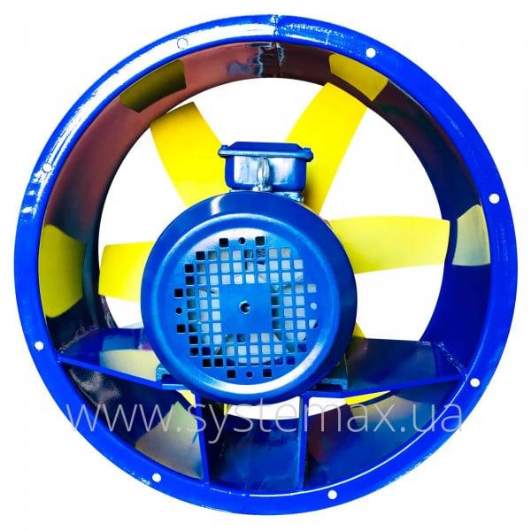 Вентилятор осьовий ВО 06-300 №8 (6 лопаток) - фото 5