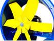 Вентилятор осевой ВО 06-300 №8 (6 лопастей) - фото 7