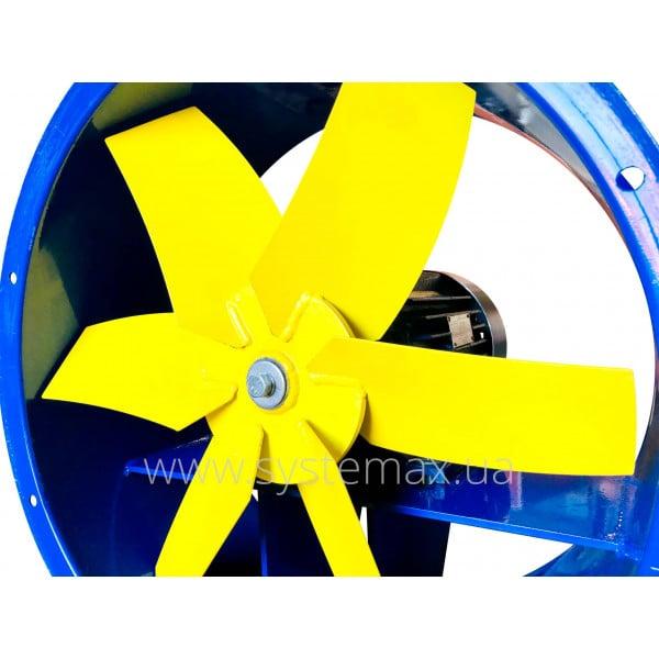 Вентилятор осьовий ВО 06-300 №8 (6 лопаток) - фото 7