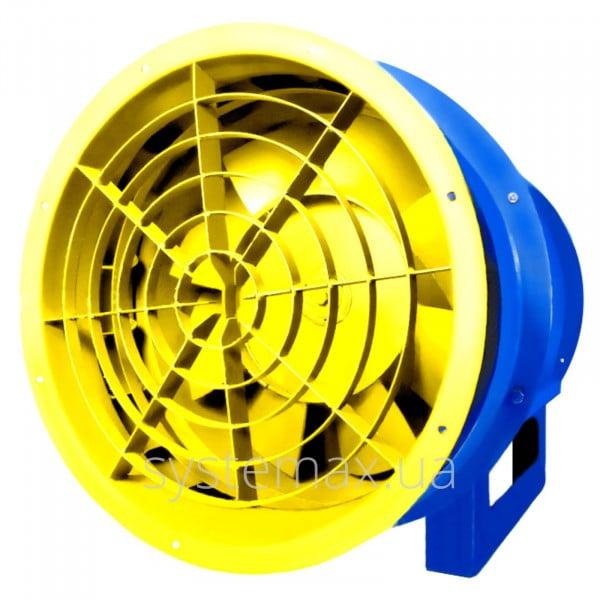 Шахтные вентиляторы ВОЭ