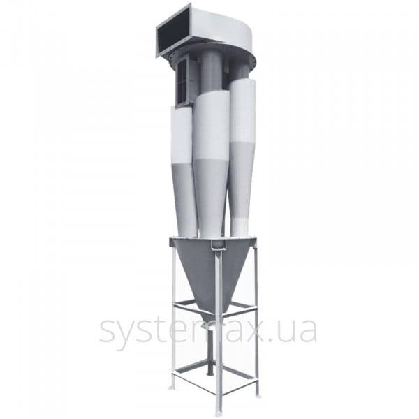 4БЦШ-400 циклон для зернового пилу