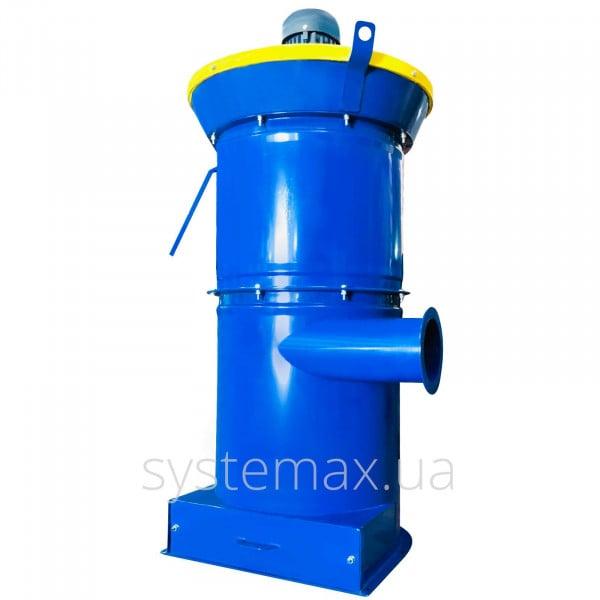 ЗИЛ-900М - пылеулавливающий агрегат