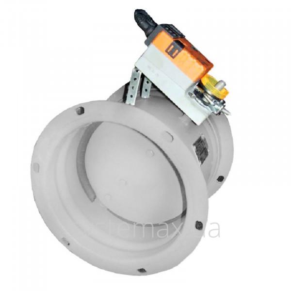 АЗД 122.000-04 круглая заслонка с электроприводом «Belimo»