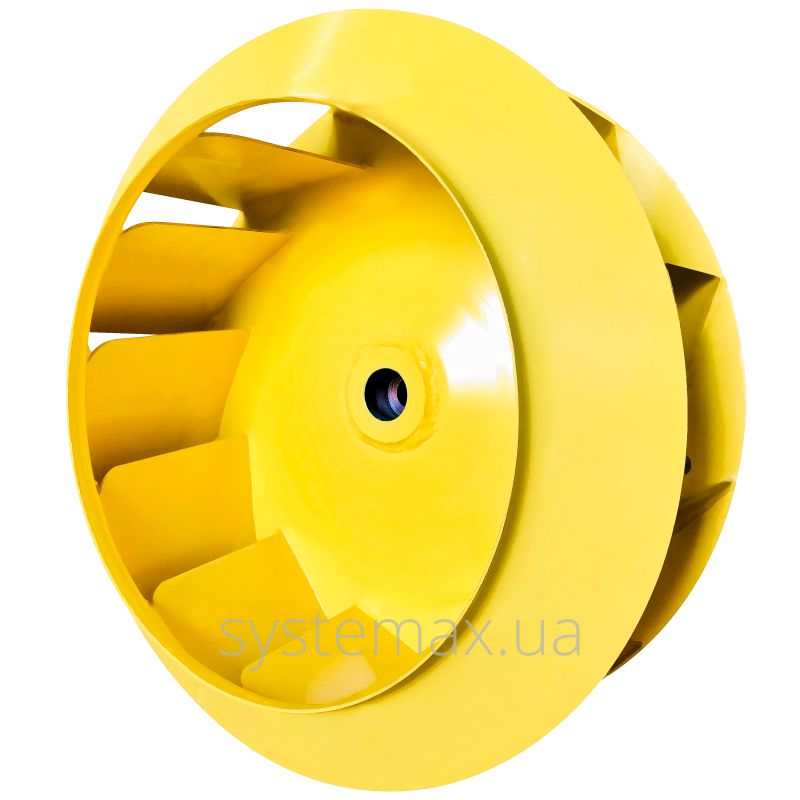 Фото рабочего колеса центробежного вентилятора ВЦ 4-75