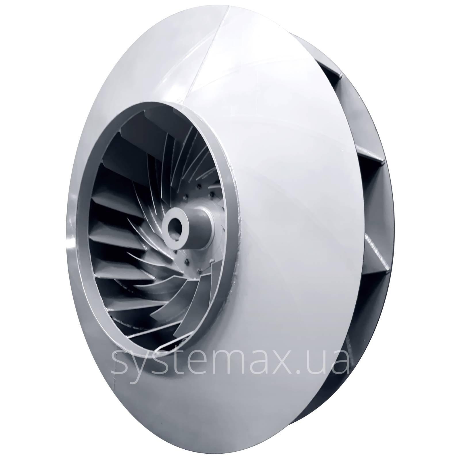 Фото рабочего колеса вентилятора дутьевого ВДН 31,5